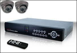 2 Camera CCTV Installation Chesterfield