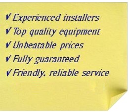 CCTV Installers Chesterfield